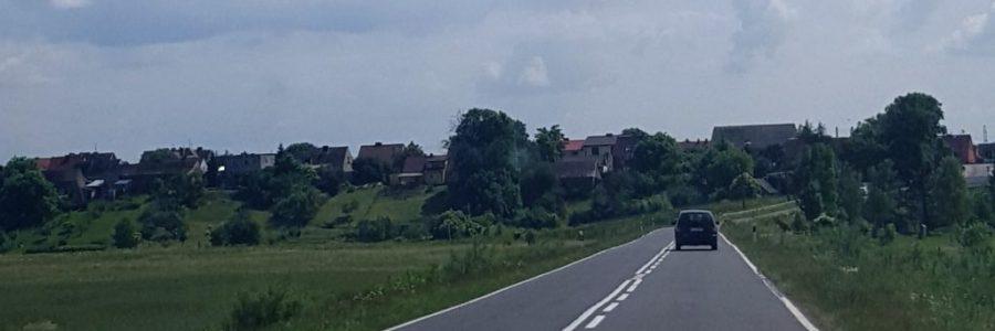 Przebudowa drogi nr174 Krzyż Wlkp. – Drawsko