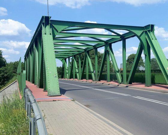 Remont wiaduktu wKrzyżu Wlkp.